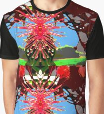 Bottle brush Graphic T-Shirt
