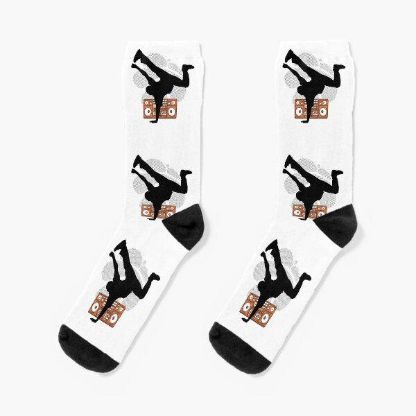 Breakdancer breakdancing Socks