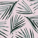 Palm Leaves Pattern by Arell