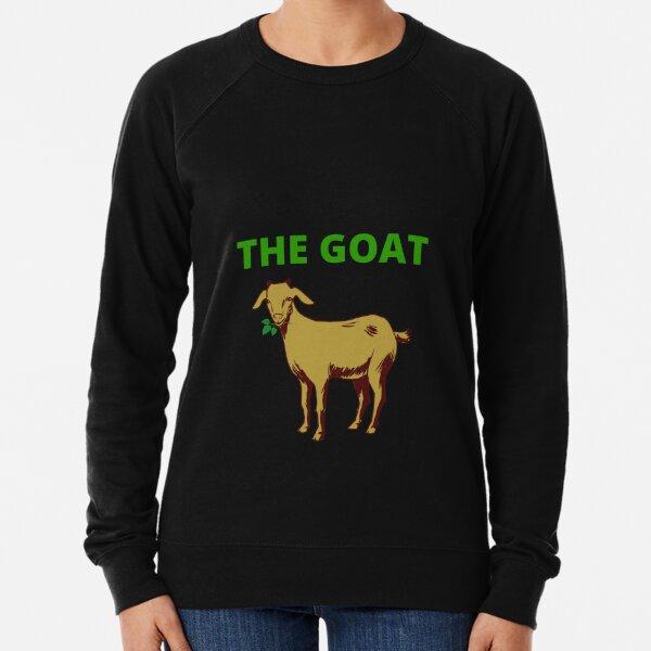 Die Ziege Leichter Pullover