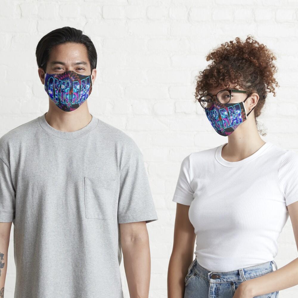 Gym Rat Exclusive Design. Galactic Burst Mask