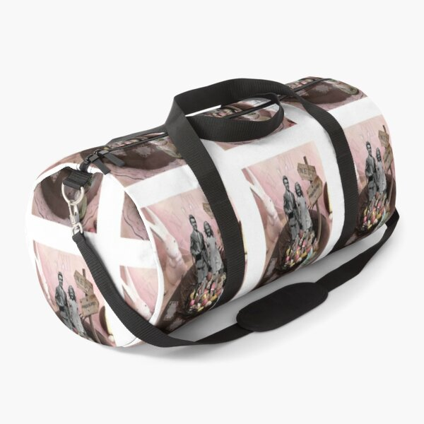 Alice's Cake Duffle Bag