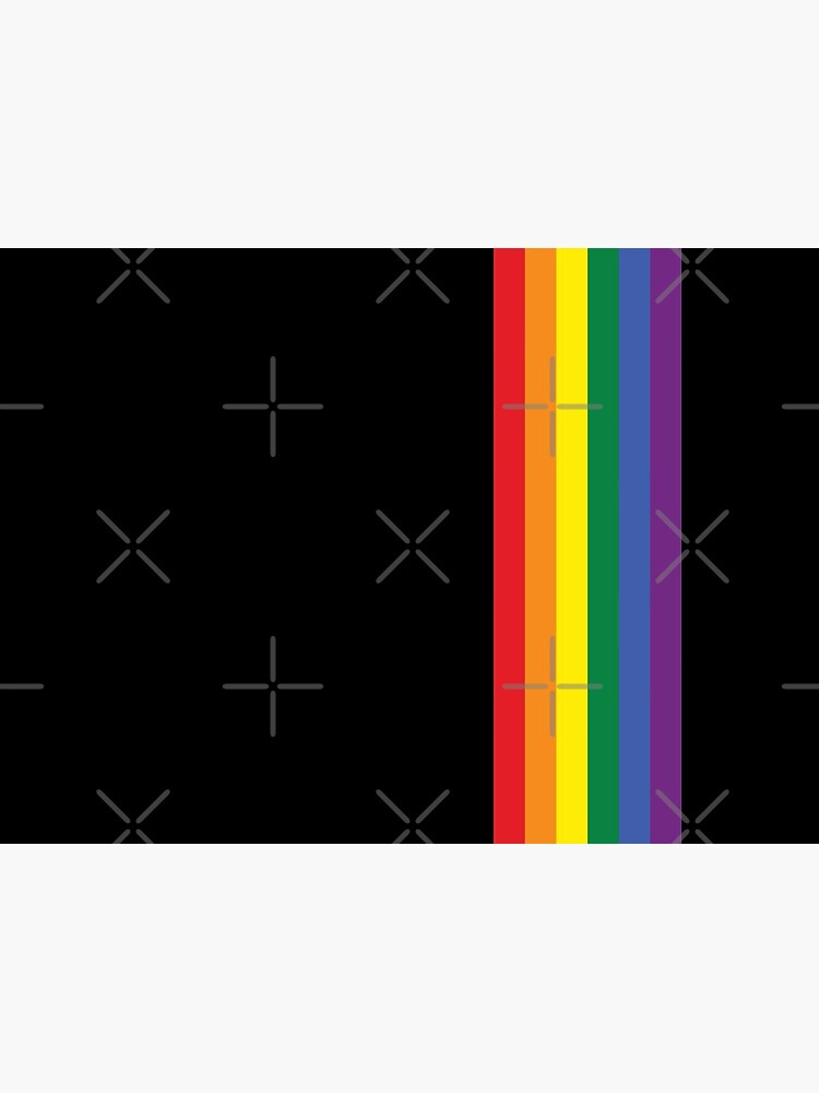 Rainbow Pride LGBT Strip  by Ricaso