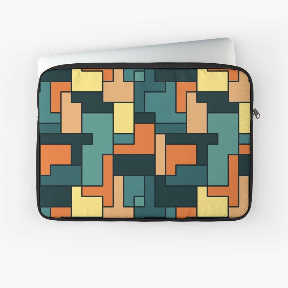 Square pattern Laptop Sleeve