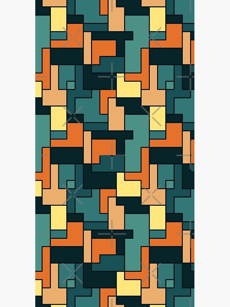 Square pattern by WendyLeyten