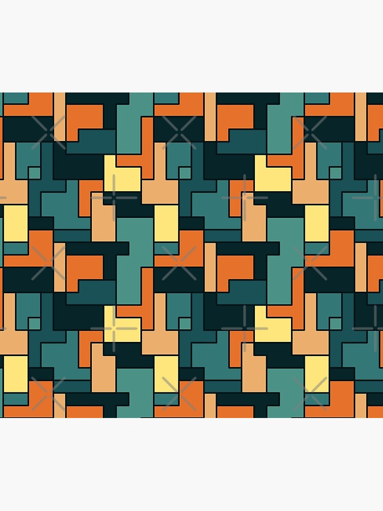 Square pattern by WendyLeyten