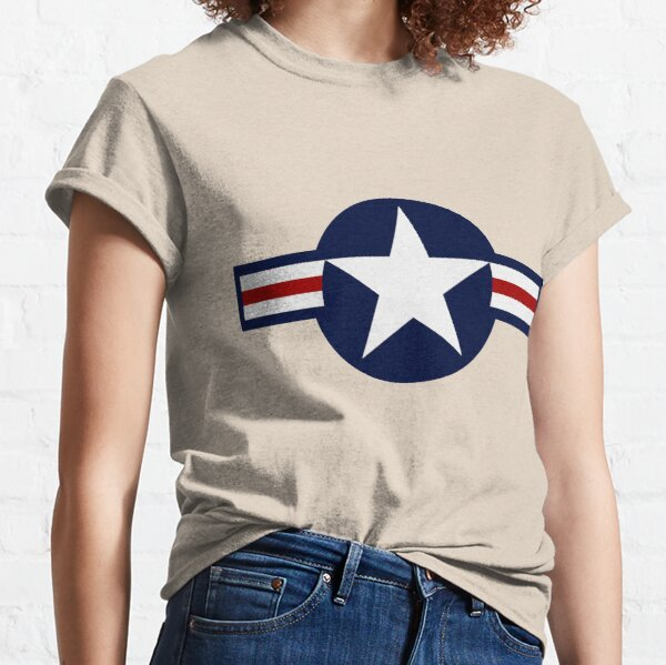 United States Air Force (USAF) - Roundel Classic T-Shirt