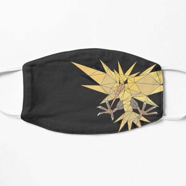 Zapdos - Triangulated Flat Mask