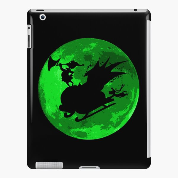 Evil Santa T-Shirt iPad Snap Case