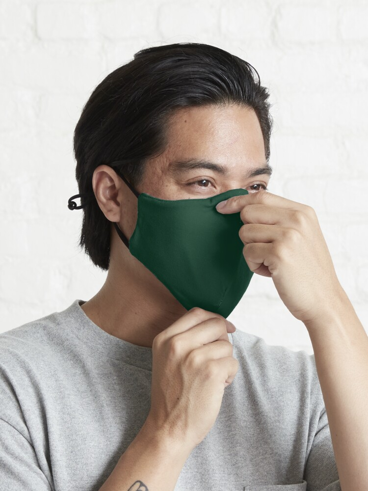Alternate view of Ultra Deep Emerald Green - Lowest Price On Site Mask