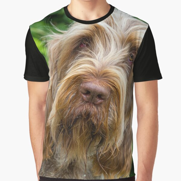 Shades of brown Spinone Graphic T-Shirt
