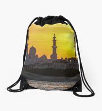 SZGCM Abu Dhabi Drawstring Bag