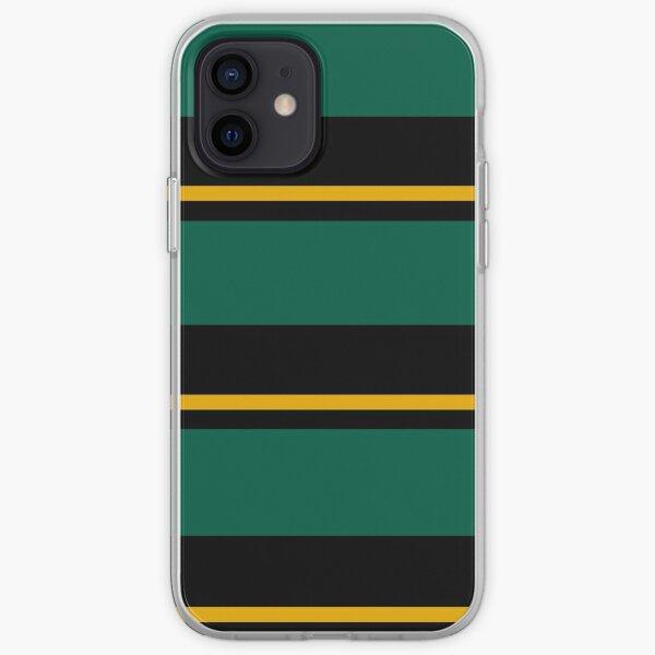 Northampton Saints colours iPhone Soft Case