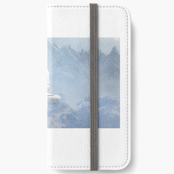 Peace with Buddha iPhone Wallet
