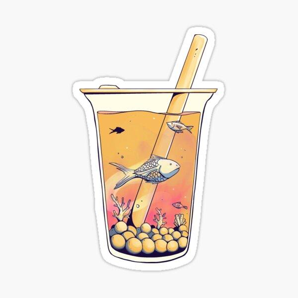 Blub Blub Tea (Summer Lovin') Sticker