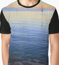 Walk on water Graphic T-Shirt