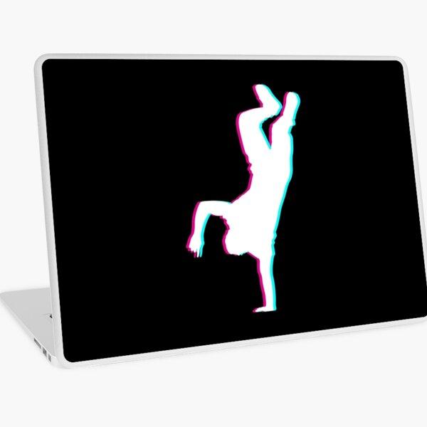 Street Dance Hip Hop Dance Break Dance Gift Laptop Skin