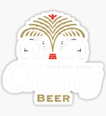 Chang Beer Thailand Sticker