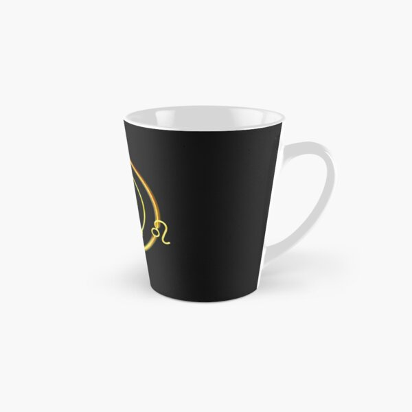 Leo Zodiac sign Design Tall Mug
