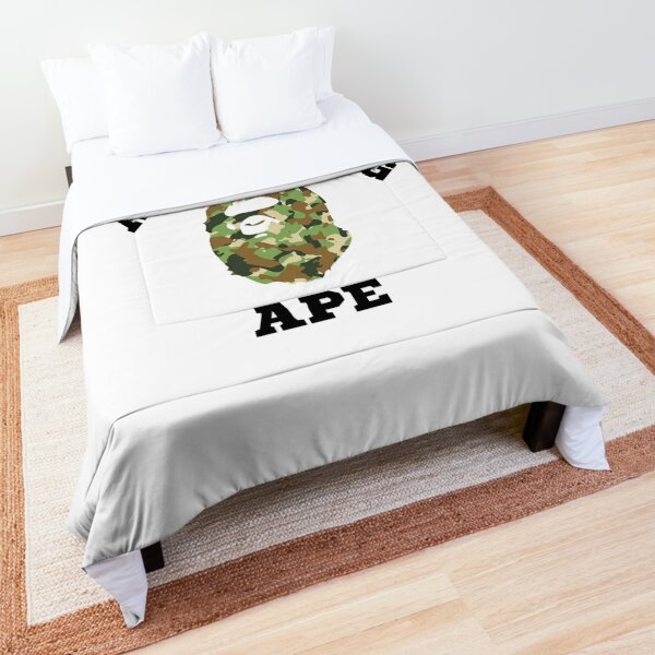 A bathing ape Comforter