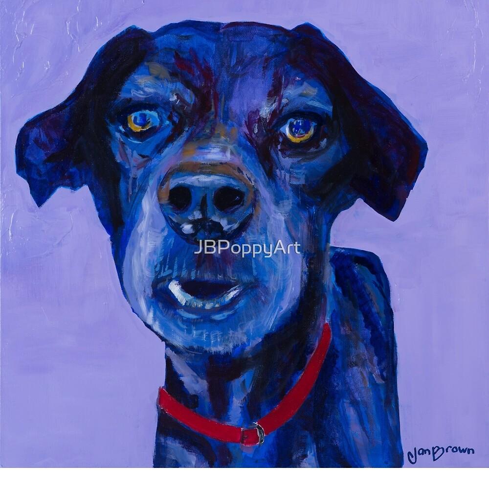 Blue by JBPoppyArt