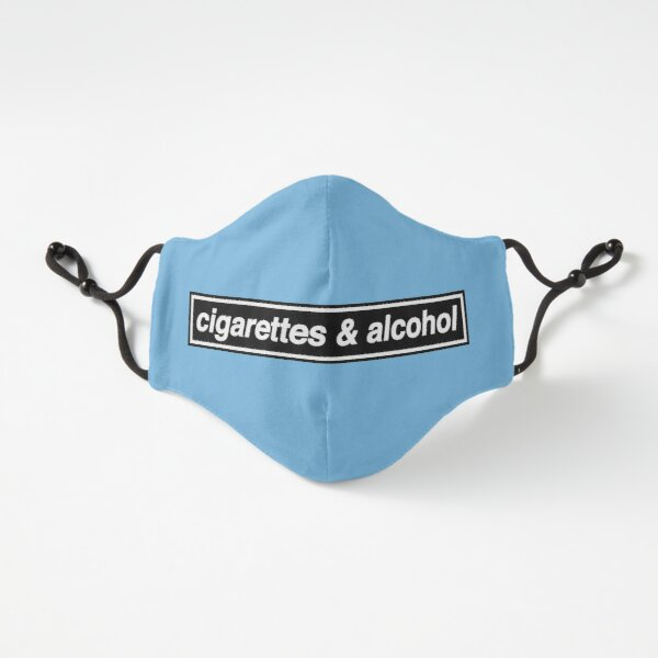 Cigarettes & Alcohol - OASIS Band Tribute - MADE IN THE 90s Fitted 3-Layer