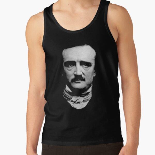 Edgar Allan Poe  Tank Top