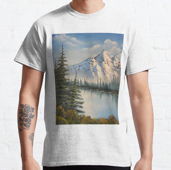 Springtime Mountains  Classic T-Shirt