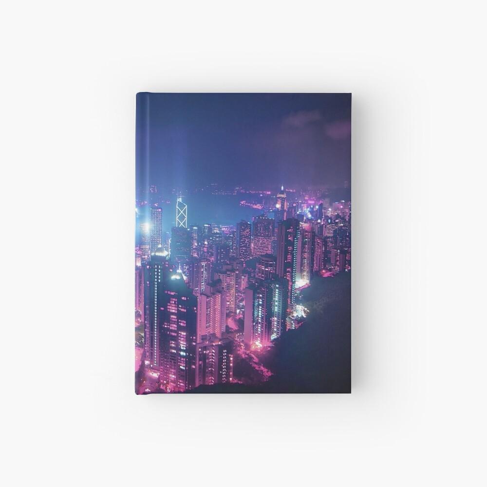 Hong Kong Neo Future Hardcover Journal