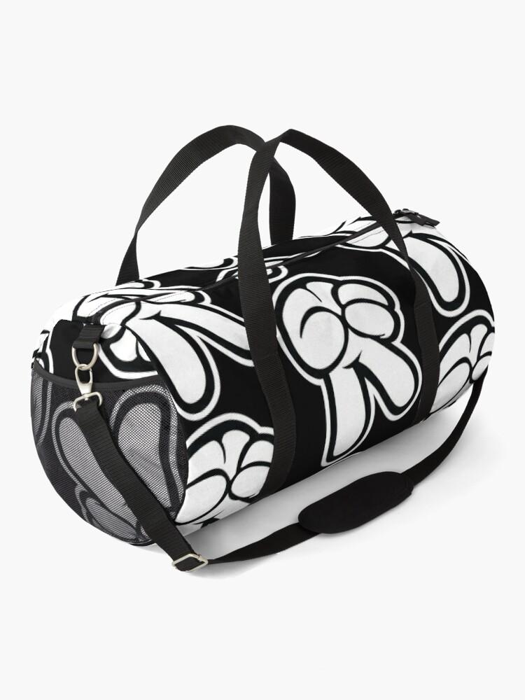 Alternate view of JDM PEACE HAND Duffle Bag