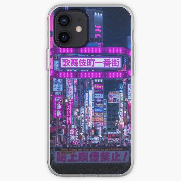 Kabukicho Gate, Shinjuku iPhone Soft Case