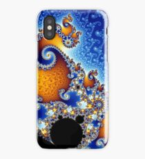 Mandelbrot Set iPhone Case