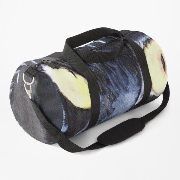 black cat Duffle Bag