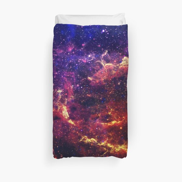 Galaxy Duvet Cover