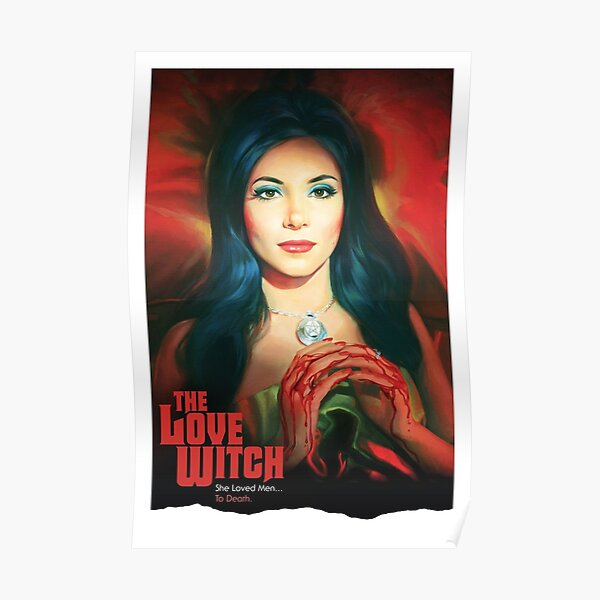 The Love Witch  Póster