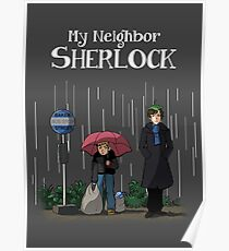 My Neighbor Sherlock Poster