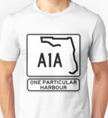 There's this one particular harbour... Unisex T-Shirt