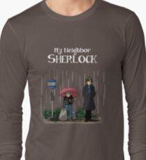 Mein Nachbar Sherlock Langarmshirt