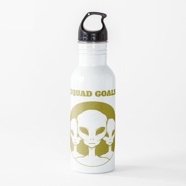 Squad Goals Water Bottle