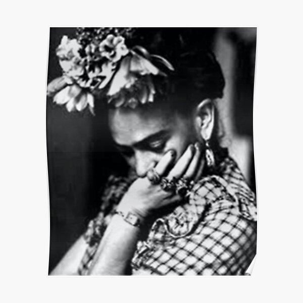 Frida Khalo Poster Poster
