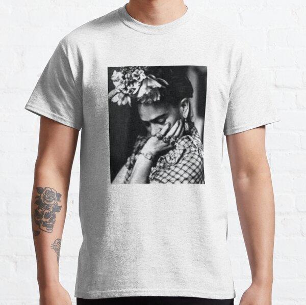 Affiche de Frida Khalo T-shirt classique