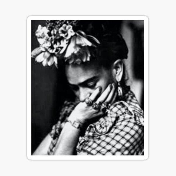 Frida Khalo Poster Sticker