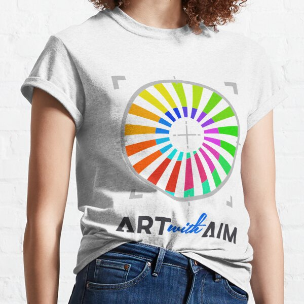 Art With Aim original Logo Classic T-Shirt