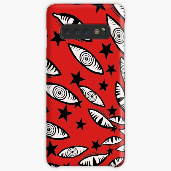 Spiral Eye (Scarlet) Samsung Galaxy Snap Case