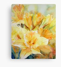 Distilled Sunlight Canvas Print