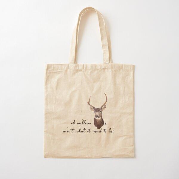 Million dollars - Million bucks Cotton Tote Bag