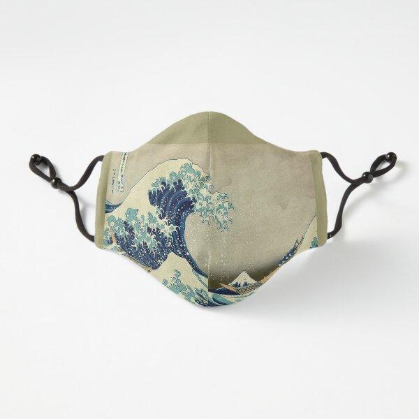 Hokusai, The Great Wave off Kanagawa, Japan, Japanese, Wood block, print. Fitted 3-Layer