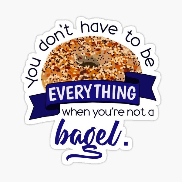 Everything Bagel Sticker