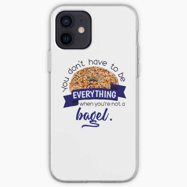 Everything Bagel iPhone Soft Case