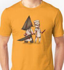 Silent Plushie Hill T-Shirt